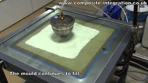 Lrtm Mold Design Vacuum Rtm Rtm Light Test Panel Mould Demonstration