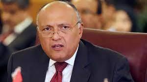 سامح شكري: اجتماع وزراء الخارجية في قطر كان مفيد بشهادة الجميع وسنركز على  القضايا الهامة