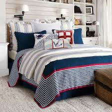 quilt sets bedding nautical bedroom