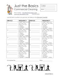 Cleaning Plan Template Weekly House Schedule Daily Checklist