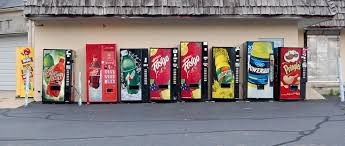 Vending Machines Soda Stunning Soda Vending Machine Repair