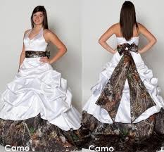 top 7 awesome camo wedding dresses