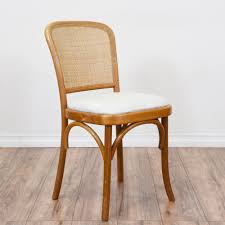 bentwood bistro chair. This Thonet Inspired Chair Is Featured In A Solid Bentwood With Glossy Maple Finish. Bistro Great Condition Woven Cane Back,