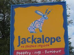 jackalope picture of jackalope santa fe