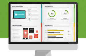 Cool Power Points 45 Cool Flat Powerpoint Templates Desiznworld