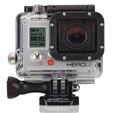 GoPro Hero3 Video Camera, a must for all adventure sports! - David Papp your tech expert