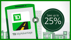 td myadvantage is a usage based insurance savings program that is 100 voluntary and free the safer you drive the more you could save