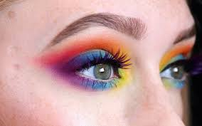 5 colourful makeup looks perfect for pride season