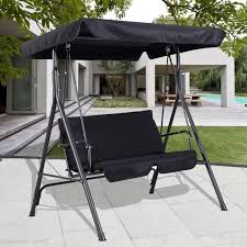 patio swing canopy replacement person with
