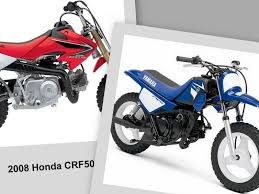 There are five models in the crf line, providing a little something for everyone. 2008 Honda Crf50f Top Speed