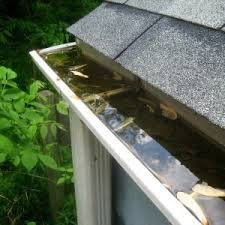 rain gutters cost. Fine Cost Clogged Rain Gutter Photo By Photo Courtesy Of Eric Schmuttenmaer  To Rain Gutters Cost S