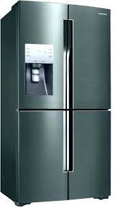 bosch 800 refrigerator counter depth french door refrigerator sharp black glass fridge review sharp black glass door fridge counter depth french door