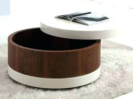 narrow coffee table with storage small coffee tables with storage small circle coffee table cool round