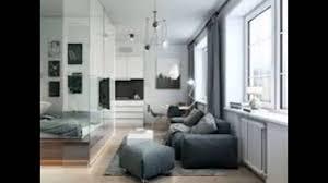 Mezzanine Bedroom 21 Sqm Micro Apartment Interior Design Idea With Mezzanine Bedroom