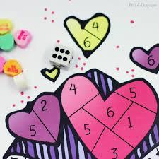 Printable Kids Free Printable Valentine Games For Preschoolers To Play