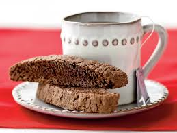 Image result for chocolate biscotti