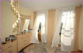 projects small bedroom window curtain ideas