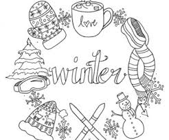Signup to get the inside scoop from our monthly newsletters. Winter Coloring Pages For Middle School Tag Free Winter Coloring Pages To Print Scene Absolute Value Equations Worksheet Snow Day Page Creative Haven Wonderland Book January For Adults Kids Preschool Oguchionyewu