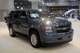 2010 Chevrolet Tahoe Hybrid Specs and Photos | StrongAuto
