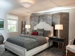 Pareti Azzurro Grigio : Letto grigio parete pareti colore tortora triseb colori
