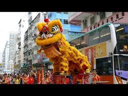 Chinese <b>New Year</b> 2019 Lion <b>Dance</b>, Hong Kong