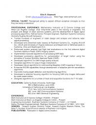 Cover Letter Sample Resume For Teaching Position Sample Resume For