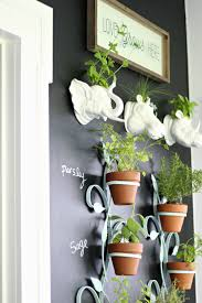 Our Fixer Upper Indoor Vertical Herb Garden Miss Molly Vintage
