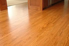 parison of wood to laminate flooring