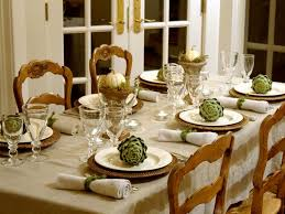 Modern Table Decorations For Thanksgiving Decorating Of Party ...