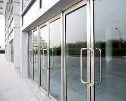 commercial glass doors glass door