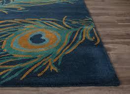 contemporary peacock area rug peacock rug c36 peacock