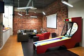wall street office decor. Cool Office Decor For Walls Home Design Living Social Game Room With Wall Brick Fun Rooms . Street E