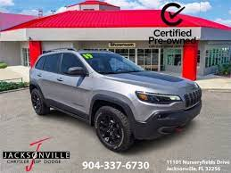 Used Jeep Cherokee Trailhawk Suvs For Sale Truecar Jeep Cherokee Jeep Cherokee Trailhawk Cherokee Trailhawk
