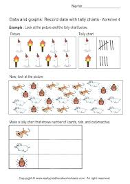 Tally Chart Worksheets Ladle Info