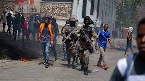 brazen slaying of Haiti president
