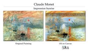 impressionist art copy