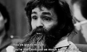 Charles Manson Quotes Awesome Charles Manson Who's The Real Pig