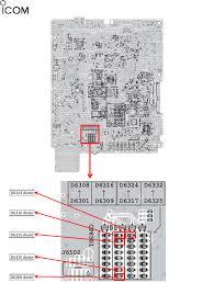 Ic 7100 Mars Cap Modification Ic 7100 Mars Cap