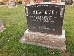 Pearl Harvey Newlove (1920-2016) - Find A Grave Memorial
