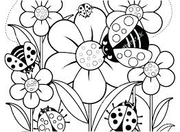 Flower Power Coloring Pages Coloring Pages For Flowers Floral