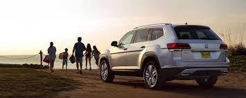 2019 Volkswagen Atlas Towing Capacity 3 Row Vw Atlas Suv
