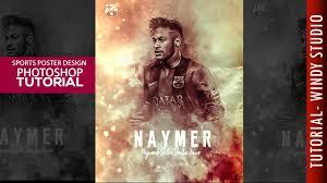 Photoshop Tutorial Neymar Jr Wallpaper Barcelona Free Psd File Football Wallpaper 2017