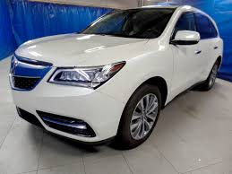 northeastacura 2014 used acura mdx awd technology package with navigation at northeast auto gallery serving bedford oh iid 18949253