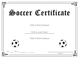 Sports Certificate Template For Word Dalefinance Com