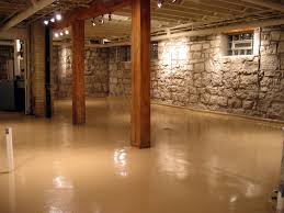 Gallery Images Of The Tips To Select Best Flooring For Basement