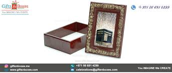 Picture Frame Box Wooden Dates Boxes For Ramadan Admirable Box With 3d Print