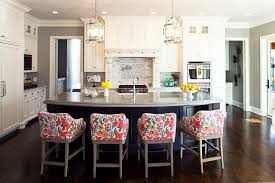 farmhouse chic furniture. Kitchen - Large Traditional L-shaped Dark Wood Floor Idea In Minneapolis With An Farmhouse Chic Furniture H