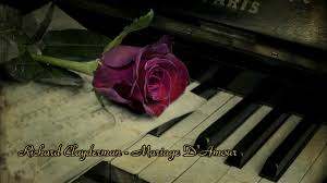 Richard Clayderman Mariage D Amour Youtube