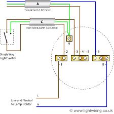 radial wiring diagram circuit wiki ohiorising org inside electric light uk