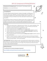 Enti 317 Worksheet Interview Script Fillable Fixed Studocu